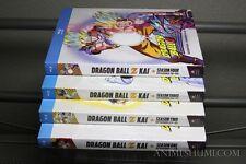 Dragon Ball Z Kai Seasons 1,2,3 & 4 Ep. 1-98 Complete Anime Blu-ray Bundle R1
