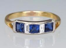 Mappin & Webb Sapphire Fine Rings