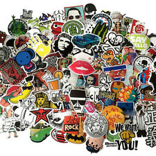 50X Mixed Random Stickers Motocross Motorcycle Car ATV Racing Bike Helmet Decal