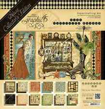 Graphic 45 Olde Curiosity Shoppe Deluxe Collectors Edition - Old Curiosity Shop