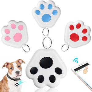 Smart Dog Cat GPS Tracker Tag Wireless Bluetooth Car Wallet Key Finder Locator