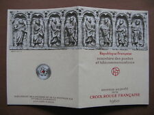 FRANCE neufs CROIX-ROUGE 1960 carnet n° 2009