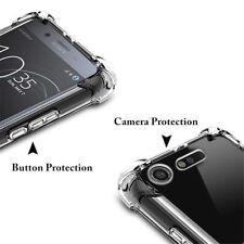 Gorilla Clear Shockproof Case For Sony Experia Xperia L1 L2 XZ XZ1 XA1 XA2 X XZ3