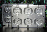 WILTON JACK O' LANTERN MOLD BAKING PAN vintage pumpkin cookie candy chocolate