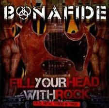 BONAFIDE - FILL YOUR HEAD WITH ROCK (OLD, NEW, TRIED & TRUE) [EP] USED - VERY GO