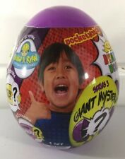 Ryan's World Series 3 Giant Egg Mystery Surprise Purple Fast Shipping