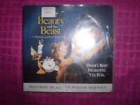 Beauty And The Beast Dvd Disney New Walt Disney Classics Special Limited Edition