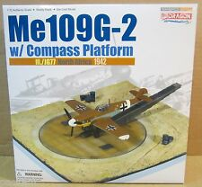 Dragon Wings Me109G-2 III./JG77 North Africa With Compass Platform Die-Cast 1:72