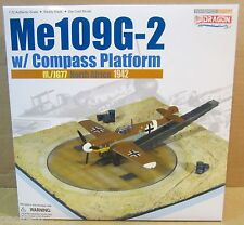 Dragon Wings Me109G-2 III./JG77 North Africa With Compass Platform DieCast 1:72