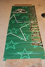Colorado Rockies Game Used ALL STAR 1998 BANNER FROM COORS FIELD RARE!!!!!