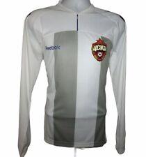 More details for 2011 cska moscow away football shirt, reebok, long sleeves, medium (bnwt)