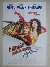 To Wong Foo, thanks for everything!  (1995) -  Kinoplakat Filmplakat