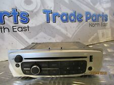 2015 RENAULT MEGANE CD MP3 PLAYER WITH BLUETOOTH 281153992R *NO CODE*  #19943