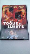 """DVD """"UN TOQUE DE SUERTE"""" ROGER MOORE SUSANNAH YORK CHRISTOPHER MILLES"""