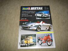 Revell Modellauto Prospekt brochure catalogue von 1994 / 1995, 32 Seiten