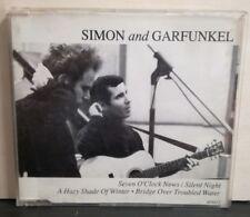 SIMON & GARFUNKEL - SEVEN O'CLOCK NEWS/SILENT NIGHT - A HAZY SHADE.. cd s
