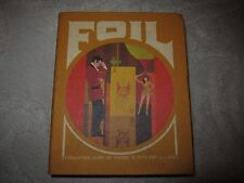 Vintage card game, Foil - a stimulating game of words & wits by 3M Company, 1970