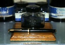 Parker Duofold NS in Black with 14ct Gold Nib