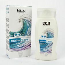 (4,48/100ml) Eco Cosmetics After Sun Duschgel Shower Gel vegan 200 ml