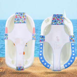 Baby Infant Baths Nets Hammock Adjustable Antiskid For Bathtubs Seat Mesh Nets