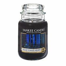 Yankee Candle Dreamy Summer Nights gro�e Kerze im Glas