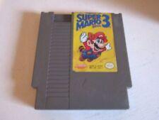 Super Mario Bros. 3 NES (Nintendo 1990) Game only