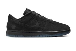 Nike Dunk Low SP Undefeated 5 On It Black Suede Size 13 SHIPS NOW