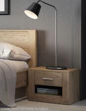 Less than 60cm High Oak Bedroom Modern Cabinets & Cupboards