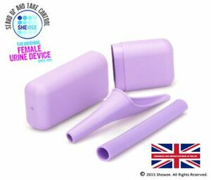 SHEWEE Extreme Reusable Pee Funnel - Lilac