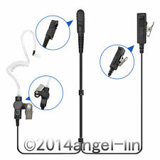 2-Wire Earpiece for Motorola Xpr3300 Xpr3500 Mtp3100 Mtp3200 2Way Radio