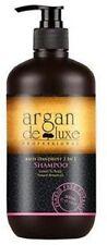Argan Deluxe Professional Anti Dandruff 2 IN 1 Shampoo, 300 mL/10.1 Oz, Sealed