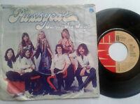 "Pussycat / Same Old Song 7"" Vinyl Single 78 mit Schutzhülle"
