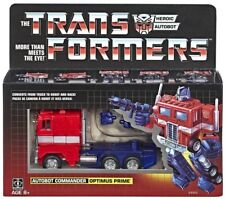 NEW Hasbro Transformers Vintage G1 Reissue Autobot Commander Optimus Prime E5003