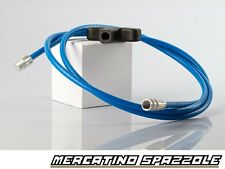 PROLUNGA BLU FLESSIBILE 3 MT - NO MANICO-Pulizia Tubi Canne fumarie stufa pellet