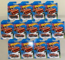 12 Count Orange Mazda Rx-7 Hot Wheels #130/250 2020 Speed Blur 5/5, New