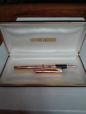 Waterman Plume stilografica  Fountainpen  Nuova