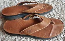 Dr Martens Size UK 9 Men's Sandals, Flip Flops Brown, US 10, DMs, Holiday, 2A92