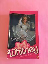 BARBIE 1987 PERFUME PRETTY WHITNEY #4575 NRFB