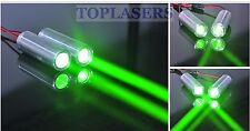 1pc 50mW 532nm Green Laser Diode Module Thick Beam Bar Stage Light 4.2V-5V