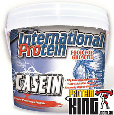 INTERNATIONAL PROTEIN 1.25KG MICELLAR CASEIN CHOCOLATE MCASEIN M ALLMAX BSC