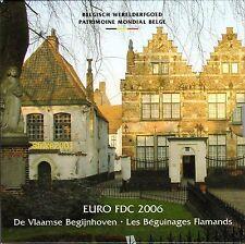 Euro BELGIO 2006 in Folder Ufficiale