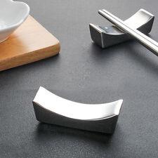 5X Stainless Steel Chopstick Rest  Chopsticks Holder Rack Frame Kitchen Tools