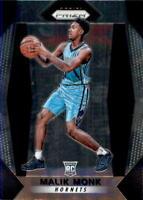 2017-18 Panini Prizm #233 Malik Monk Charlotte Hornets
