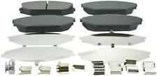 Brake Pad Kit FEBEST 0301-YD1F OEM 45022-S3V-A00