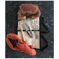 Master Class Stainless Steel Seafood Crab /& Lobster Shell Crackers