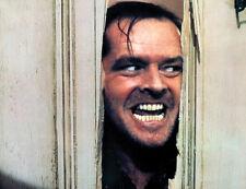 "The Shining Jack Nicholson 14 x 11"" Photo Print"