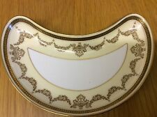 Noritake Crescent-shaped China Dish Beautiful Cond Free UK P&P