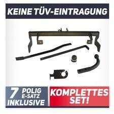 Für Lancia Phedra 02-10 Anhängerkupplung starr+E-Satz 7p