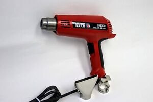 Red Matco HG300 Heat Gun with 2 Nozzles