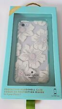 Kate Spade NY Apple iPhone 7 Premium Protective Hardshell Case Clear/Floral